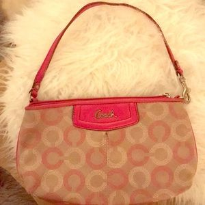 Coach Mini Bag, wallet, clutch